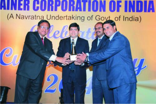 कंटेनर कारपोरेशन ऑफ इंडिया (कॉनकॉर) द्वारा हर साल की भांति ग्राहक सम्मान समारोह बड़ी सादगी और गरिमापूर्वक मनाया गया।