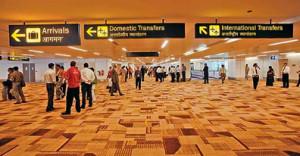 एयरपोर्ट पर 25  लाख रूपये की ड्रग्स के साथ दो गिरफ्तार