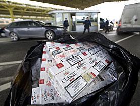 गोल्ड के बाद अब सिगरेट तस्करी में बढ़ोतरी,कोयंबटूर एयरपोर्ट पर लाखों की सिगरेट बरामद